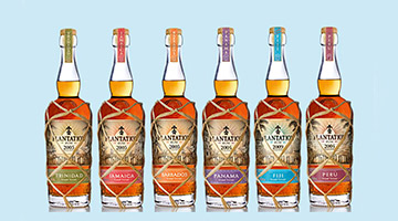 Explore our new range of Plantation rum