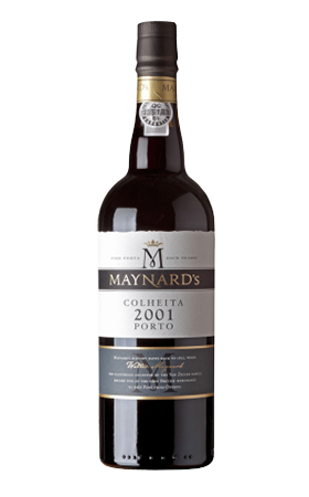 Maynards Colheita Port 2001