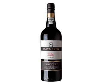 Maynards Vintage Port 2007