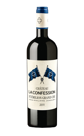 Chateau La Confession 2011