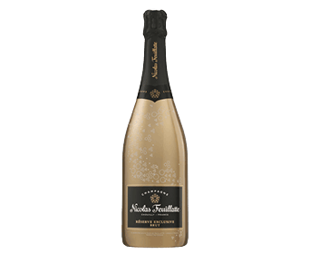 Nicolas Feuillatte Reserve Exclusive Gold Limited Edition
