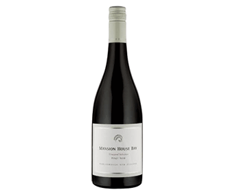 Mansion House Marlborough Pinot Noir 2014